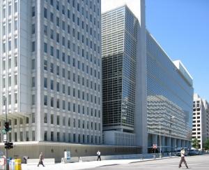 Siège de la Banque mondiale à Washington - Crédit photo : Shiny Things / Flickr CC