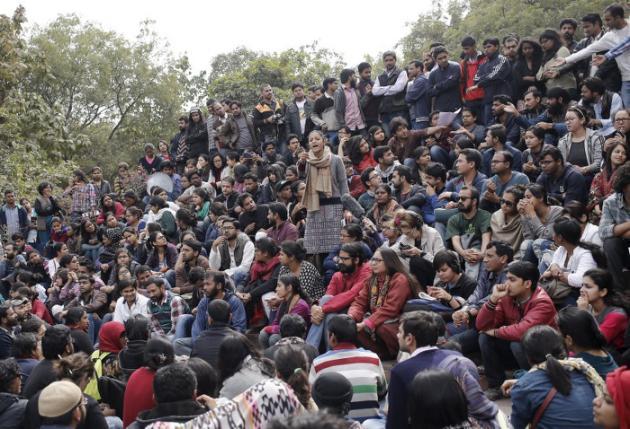 Etudiants indiens - Crédit photo : Reuters