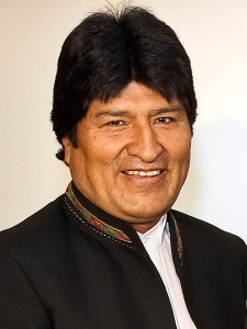 Evo Morales, en décembre 2011. Crédit photo : Roberto Stuckert Filho/PR (Creative Commons)