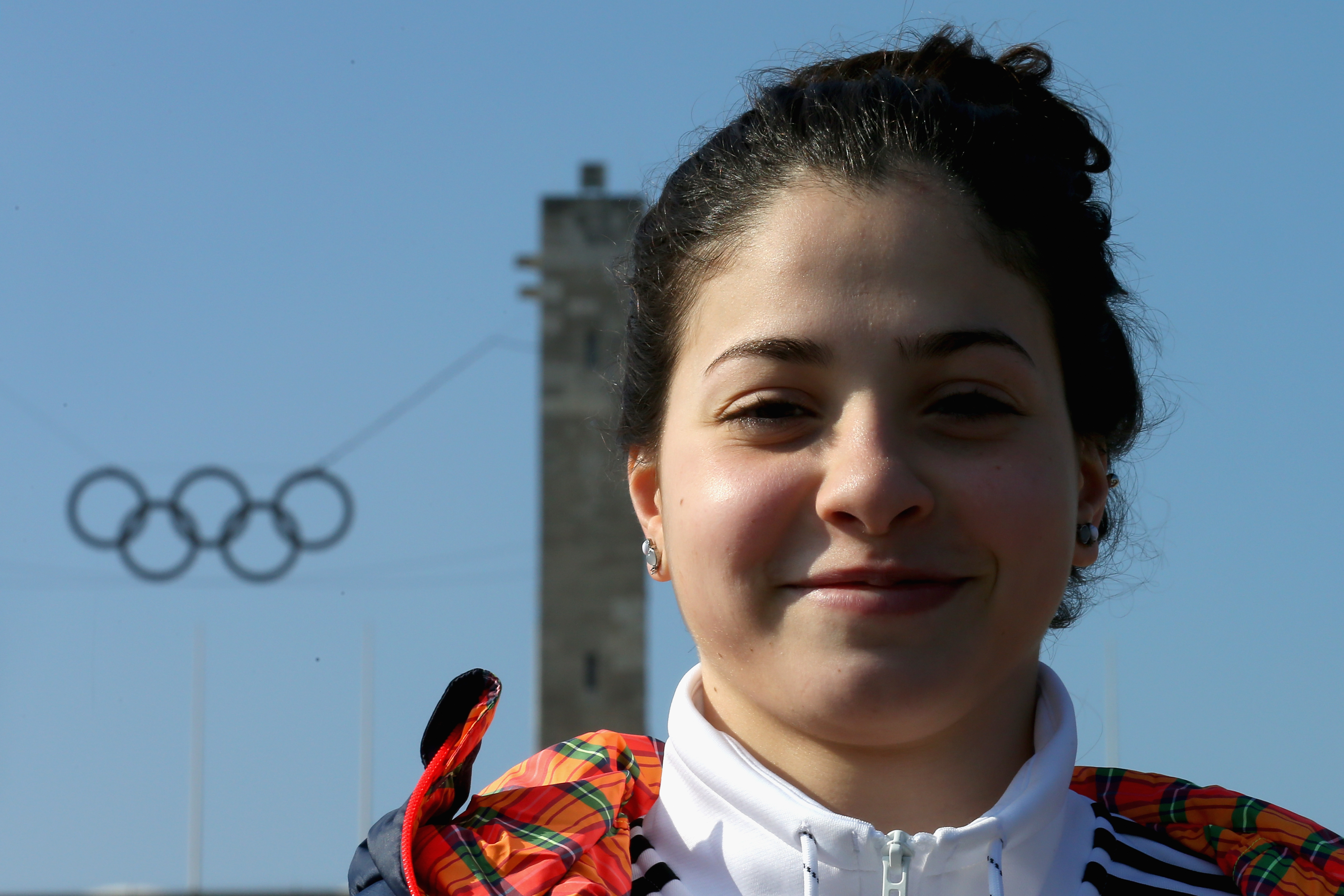 Yusra Mardini - Crédit photo : International Olympic Committee