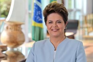 Dilma Rousseff - Crédit photo : Brasilia -DF / Flickr CC