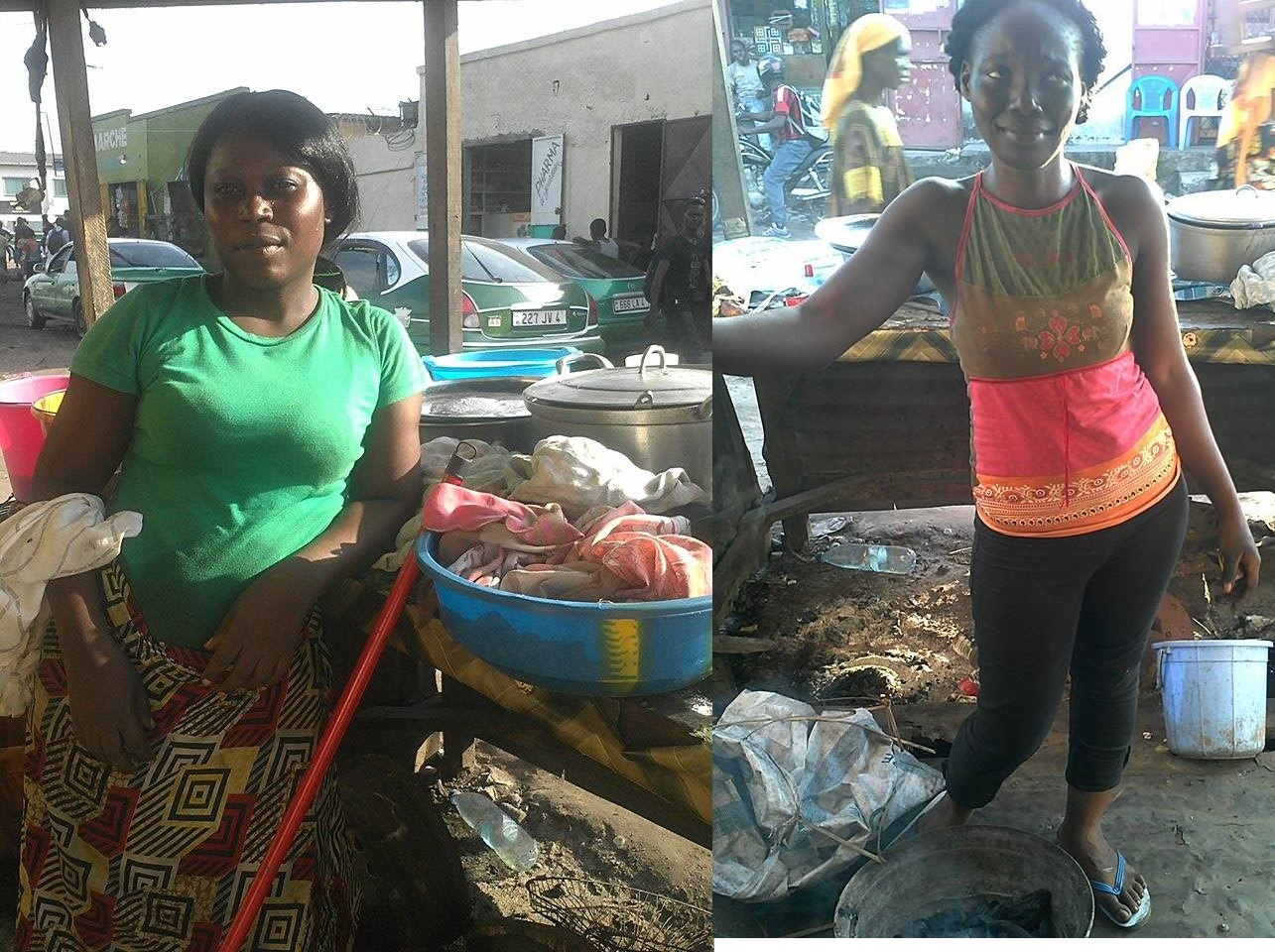 Femmes Congo