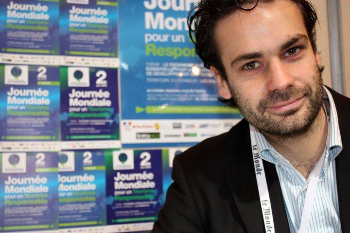 Guillaume Cromer, un acteur du tourisme durable