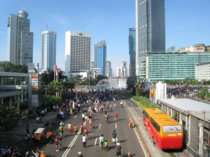 Jakarta - Crédit photo : Gunawan Kartapranata / Wikimedia Commons