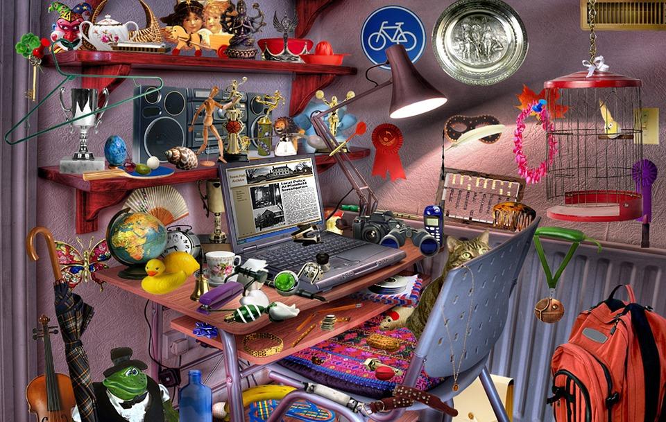 Chambre connectée - Crédit photo : Leve Lord - Pixabay