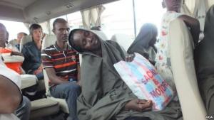 Des victimes de Boko Haram relâchées - Crédit photo : VOA, Wikimedia Commons