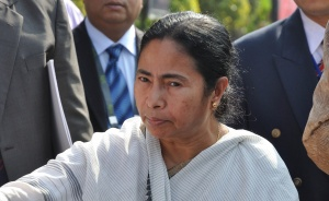 Mamata Banerjee - Crédit photo : Biswarup Ganguly - Wikimedia Commons