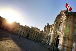 Palais du gouvernement péruvien. Crédit photo : Presidencia Peru, Flickr CC