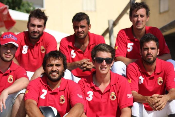 La sélection madrilène lors du championnat d'Espagne - Crédit photo: Almudena Corbella