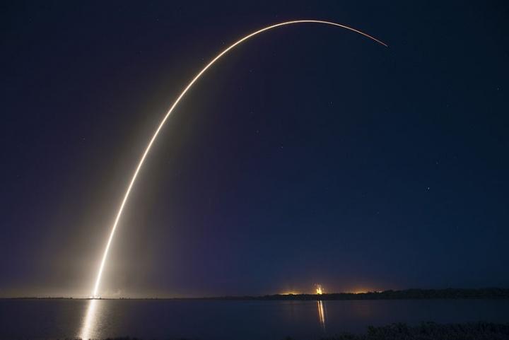 Crédit photo : SpaceX