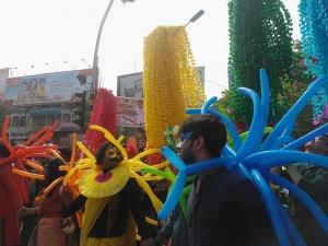 Rassemblent LGBT à Dacca - Crédit photo : Nahid Sultan, Wikimedia Commons