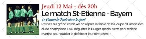 Match 12 mai Flyer