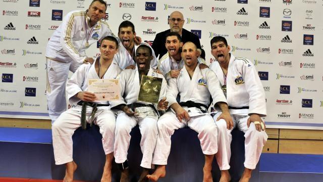 club judo levallois