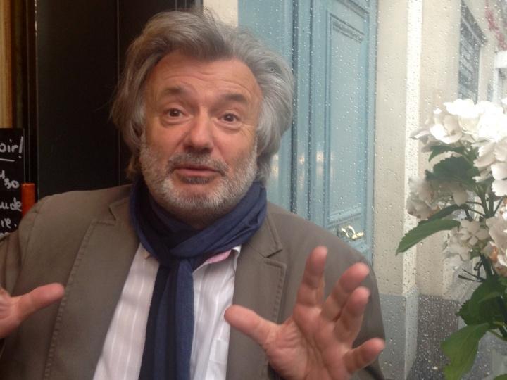 Francis Massé - Crédit photo : Michel Taube