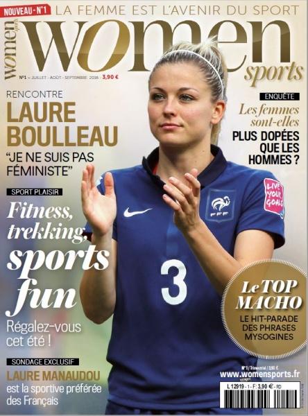 une women sports