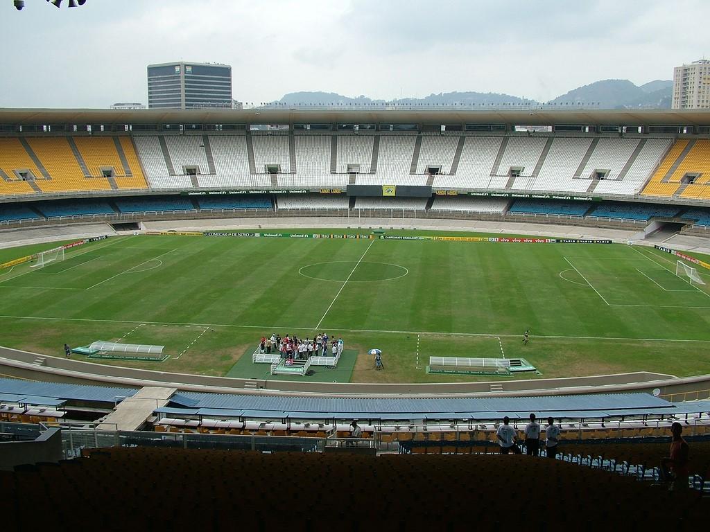 Le légendaire stade Maracaña de Rio sera-t-il plein pendant les JO ? - Crédit photo : U. Da Guma.