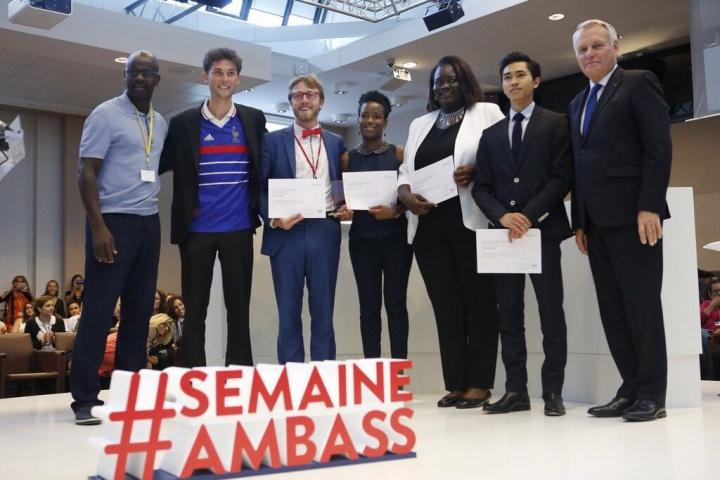 Crédit photo : Frédéric de la Mure - Ministère des affaires étrangères