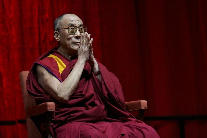 Le Dalaï- lama - Crédit photo : Yancho Sabev