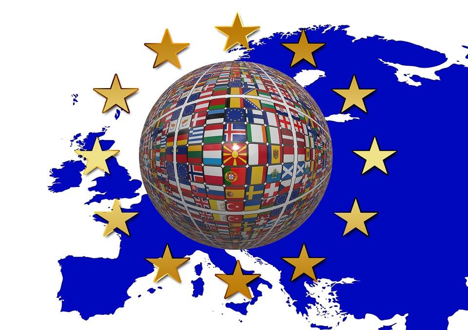 L'Union européenne à 28.
