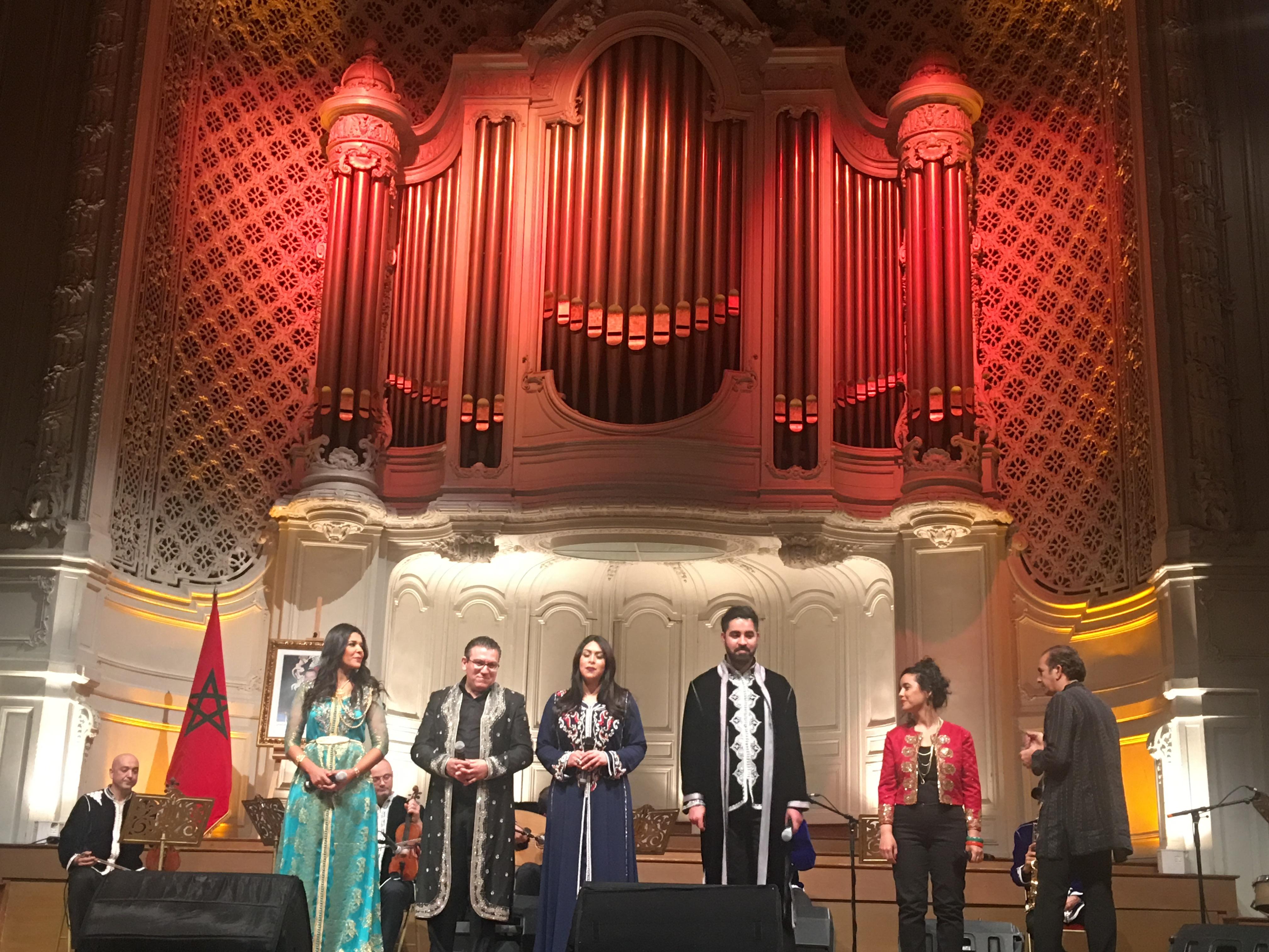 Le maroc livre ouvert invit d honneur du salon du - Salon du livre paris 2017 ...