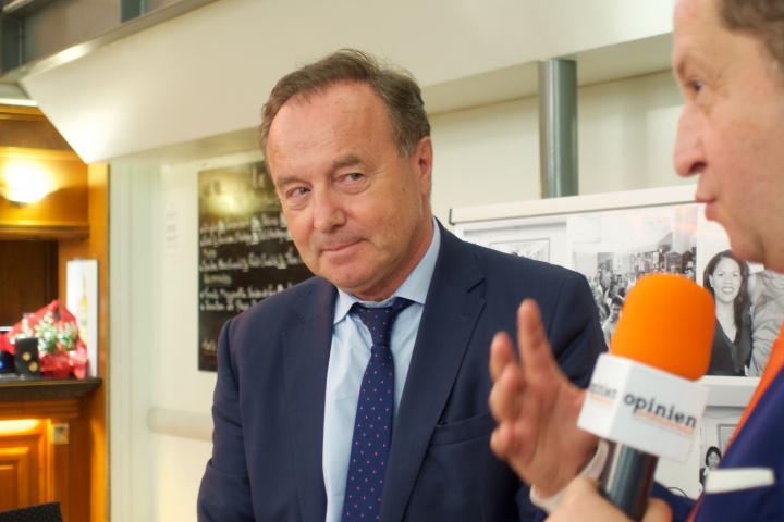 L'hebdo Opinion Internationale 17 juillet 2019 avec Jean Michel Fourgous