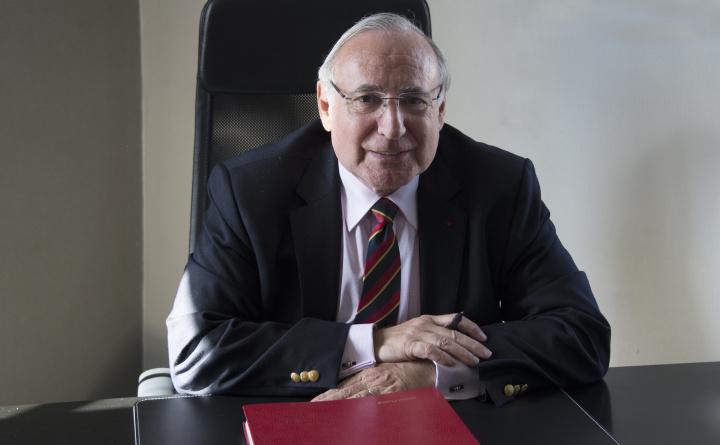 Didier MAUS, bureau samois, 2015