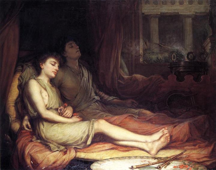 Waterhouse-sleep_and_his_half-brother_death-1874