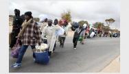 La tension monte contre la communauté touareg, qui a été victime d'attaques arbitraires de la part de la population. DR