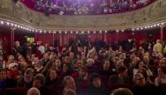 Le théâtre Dejazet fait le plein pour la Tunisie des libertés !