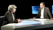 Interview de Basma Khalfaoui Belaid sur Télésud