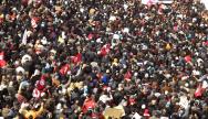 Les Tunisiens se sont déplacés en masse : entre un et 1,4 million de personnes présente, selon plusieurs sources