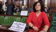 La députée tunisienne Nadia Chaabane. Source: Tunisie numérique.
