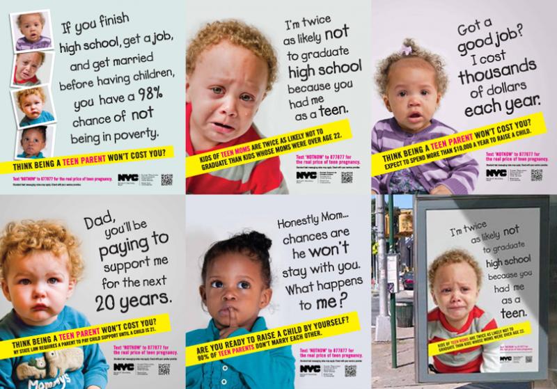 Programmes qui favorisent la grossesse chez les adolescentes