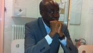 Monsieur Aristide Sokambi lors de son interview