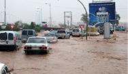 Oued passant au niveau de Tassila à Agadir