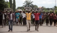 BURUNDI-POLITICS-UNREST