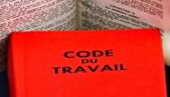 Code du travail et une calculatrice   France  08 Novembre 2014/GILEMICHEL_IMG_2186/Credit:GILE MICHEL/SIPA/1411121119