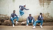 Pantsula Dance Style