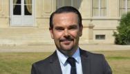 Romain Nadal, porte-parole du Quai d'Orsay - Crédit photo : Stéphanie Petit / Opinion Internationale