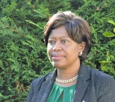 Antoinette Montaigne, Ancienne ministre de la Réconciliation nationale en Centrafrique