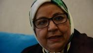 Khadija El Faddi, vice-Maire de Marrakech en charge de la lutte contre l'insalubrité - Crédit photo : Stéphanie Petit